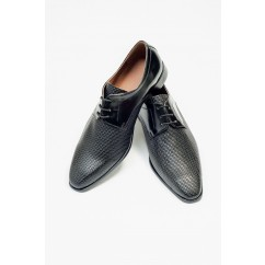 Vegan Dress Shoes P21-40714-BLACK-V